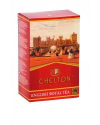 """Английский Королевский Чай (ОР кр. лист) 100г+ ложка в подарок, """"English Royal Tea"""""""