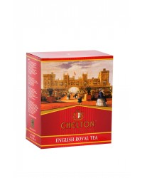 """Английский Королевский Чай (ОР кр. лист) 250г+ ложка в подарок, """"English Royal Tea"""""""