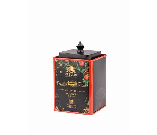 """Благородный дом ""New Year"" OPA"" черный крупнолистовой чай, ж.б., 60 гр"