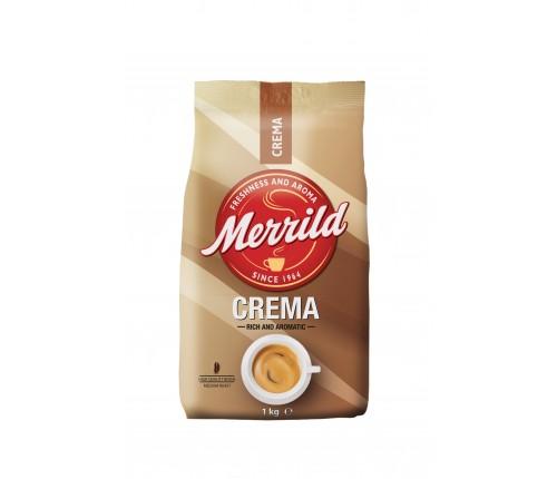 "Кофе в зернах ""Merrild Beans Crema"" 1000 гр."