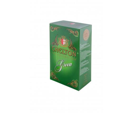 """""""Зеленый Премиум"""" крупно-листовой чай 100гр. """"Premium Green tea"""""""