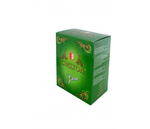 """""""Зеленый Премиум"""" крупно-листовой чай 250 гр. """"Premium Green tea"""""""