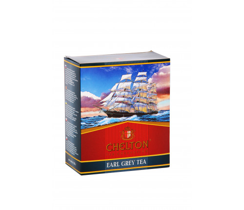 Английский Чай Earl Grey с бергамотом 250 грамм