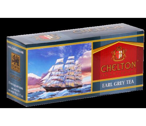 Английский чай Earl Grey с бергамотом 25x1,5гр.