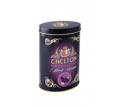 Черный чай со смородиной 100грамм